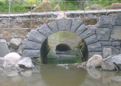 Bridge Archway