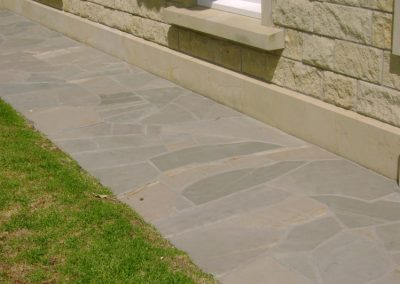 Pave Stone Walkway