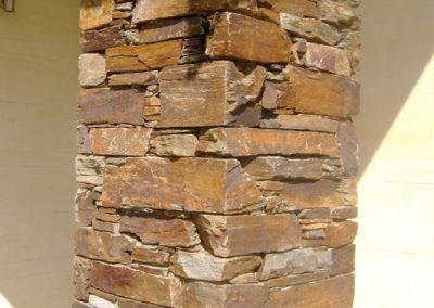 Schist Pillar