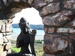 Waiheke Stone Archway
